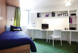 Kensington Academy | Accommodation